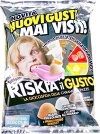Bustina Argento Shokky Bandz Riskia il Gusto Serie 4